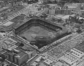 Ebbets Field provided a cozy atmosphere for Dodger fans in Brooklyn, but the stadium's limited seating and parking capacities prompted Walter O'Malley's quest for a new ballpark.