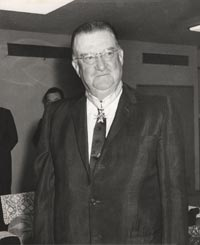 Walter O'Malley was honored during the Dodgers' 1966 Japan tour with the high honor for a non-Japanese, the Order of the Sacred Treasure Gold Rays with Neck Ribbon Award for promoting better relations with Japan through baseball. The presentation ceremony was held on November 15 at the Prime Minister's office.