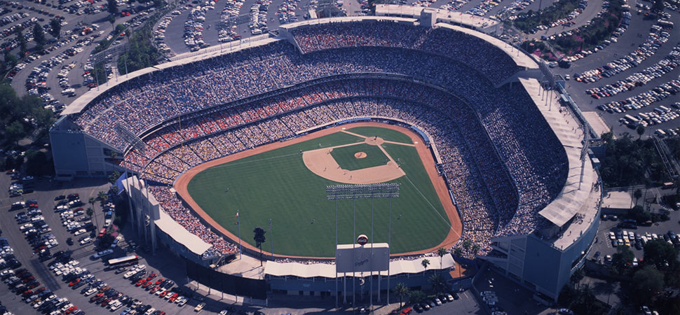 Dodger Stadium has hosted more than 125 million fans since it opened on April 10, 1962 through the 2006 season.