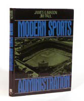"Walter O'Malley's management style and foresight into training personnel on the business side of sports was praised in the book, ""Modern Sports Administration,"" by Ohio University professor Dr. James Mason."