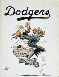 Walter O'Malley's first season as Dodger President in 1951 would become one of the most memorable in team history.