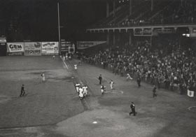 When Danny McDevitt blanked the Pittsburgh Pirates, 2-0, on Sept. 24, 1957, it marked the end of an era at Brooklyn's Ebbets Field.