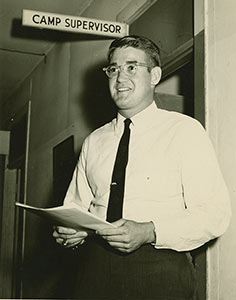 Peter O'Malley Director of Dodgertown