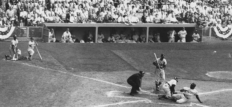 Romantic 1950 Football Championship New York Giants Phantom Proof Full Ticket Polo Ground Baseball-other
