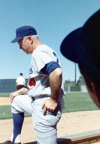 Manager Walter Alston solidified his name in Dodger lore, by earning his fourth trip to the World Series in 1963 and winning his third World Championship (1955, 1959 and 1963). In his 23 seasons at the helm of the Dodgers, Alston twice guided the Dodgers to 102-win seasons (1962 and 1974) and one 99-victory season in 1963.