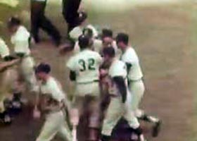 Click to view video highlights and comments of the Dodgers' 1963 World Championship over the New York Yankees, narrated by Hall of Fame broadcaster Vin Scully.