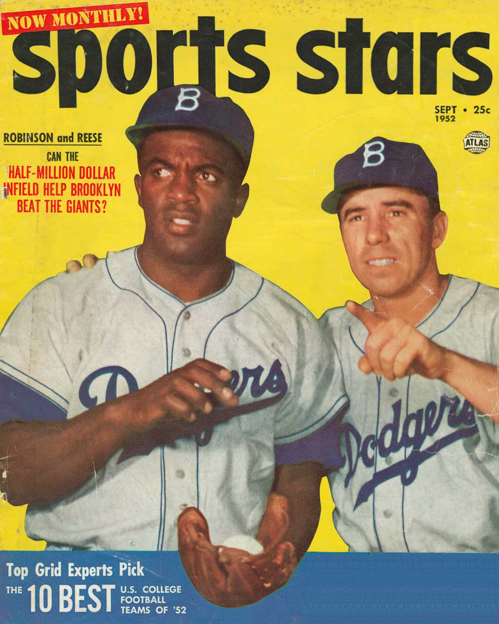 9a1d5d12 Walter O'Malley : Features : Jackie Robinson and the O'Malley Family : Page  1