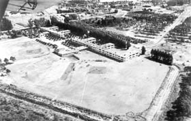 The flat Florida landscape provided a perfect setting for preparation of each baseball season. Under Walter O'Malley, the entire Dodgertown complex advanced to a new level as he made numerous improvements.