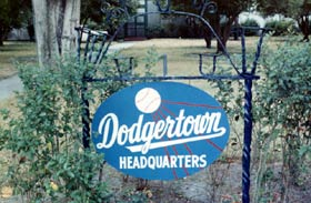 Dodgertown and Vero Beach, FL are synonymous now. But, in the early years, the Dodgers struggled to draw fans to the complex to watch games. In fact, the majority of Dodger spring training exhibition games were played in Miami.