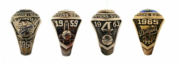 O'Malley's 4 Championship Rings