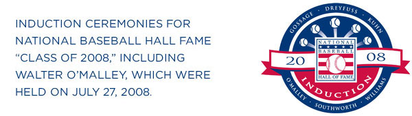 2008 Hall of Fame Induction Cermonies