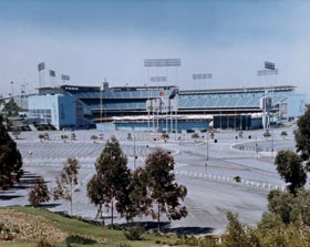 "The first concert held at Dodger Stadium featured ""The Beatles"" on August 28, 1966. In subsequent years, many more musicians of note have performed concerts at 56,000-seat Dodger Stadium."