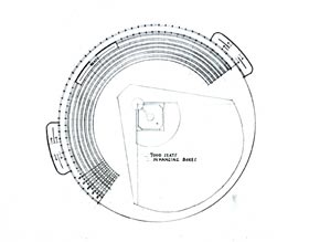 Walter O'Malley and Capt. Emil Praeger had elaborate plans for a multipurpose domed stadium in Brooklyn, featuring year-round events.