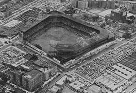 The cozy confines of Brooklyn's Ebbets Field left little room for parking or expansion when the Dodgers began a search for a new ballpark following World War II.
