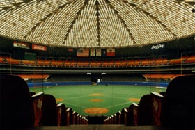 1965 — 1999 ASTRODOME, Houston, Houston Astros