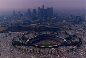 1962 —          DODGER STADIUM, Los Angeles, Los Angeles Dodgers
