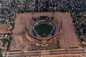 1954 — 1991 MEMORIAL STADIUM, Baltimore, Baltimore Orioles