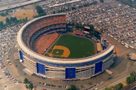 1964 —          SHEA STADIUM, New York, New York Mets