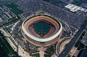 1971 — 2003  VETERANS STADIUM, Philadelphia, Philadelphia Phillies